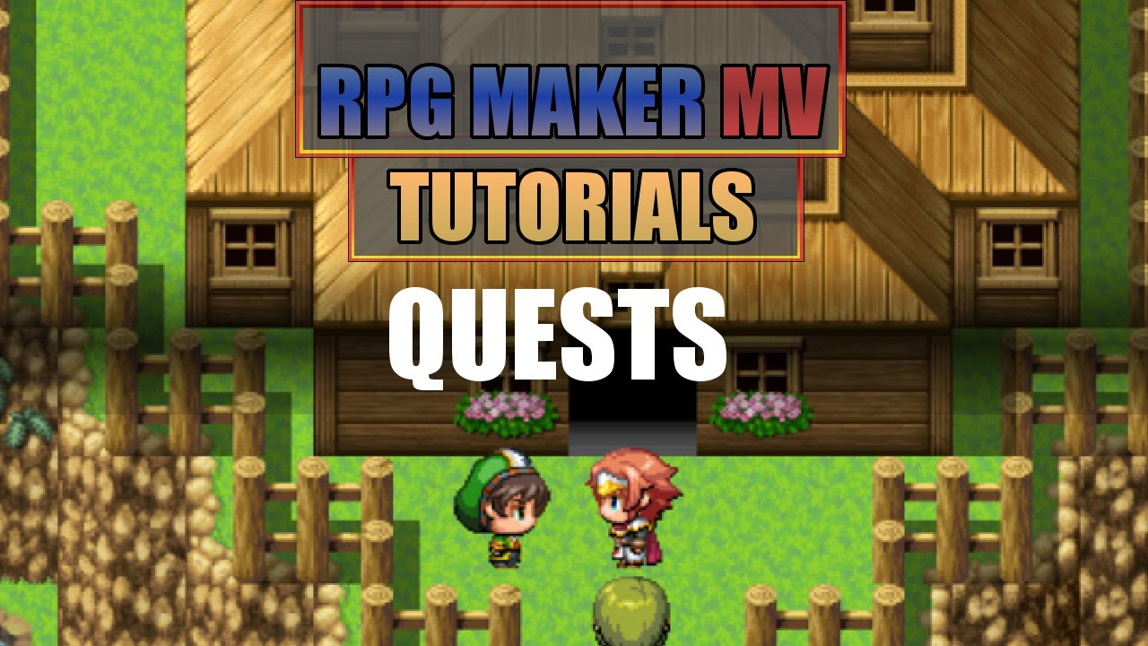 Rpg maker mv quest book