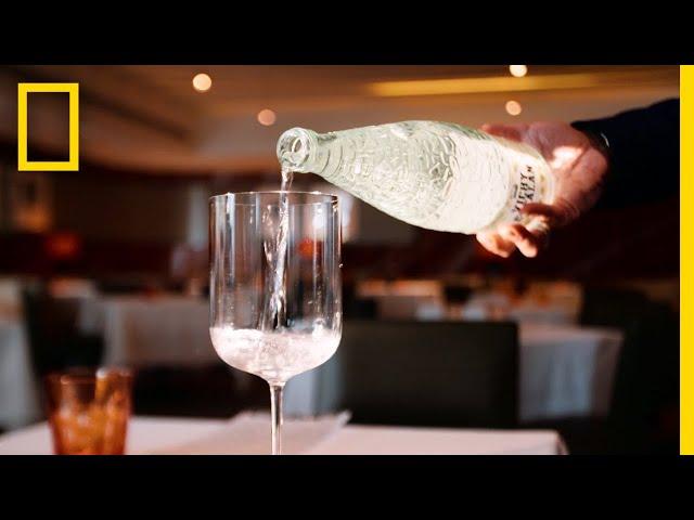 He Tastes Water Like Some Taste Wine. Meet a Water Sommelier   Short Film Showcase