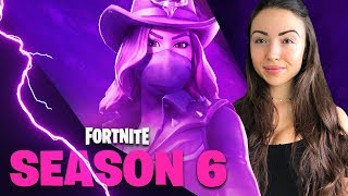 FORTNITE SEASON 6 OUT NOW! - NEW Map, Skins & Pets