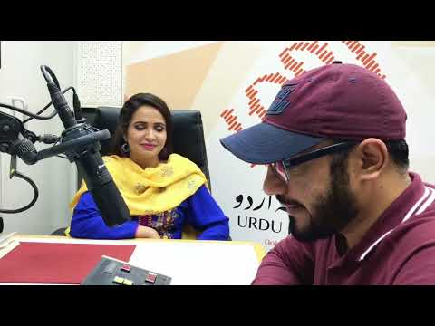 Ambreen Hasib Ambar ; interview with Obaid Tahir (Radio Qatar) 2018