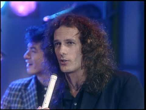 American Bandstand 1987- Interview Michael Bolton
