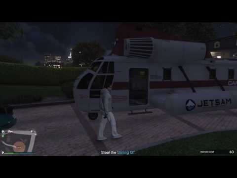 GTA 5 - Import/Export - Source Vehicle - Arms Dealer, Richman (Stealth and No Enemies)