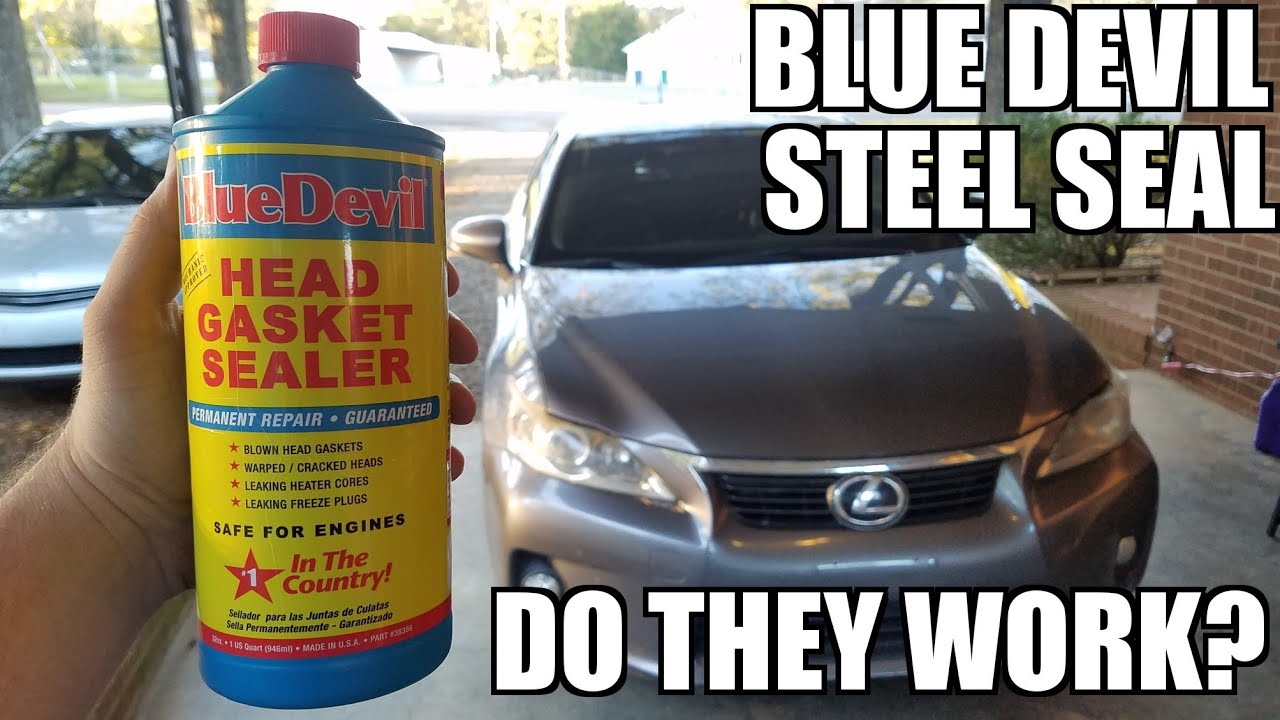 Blue Devil and Steel Seal Review