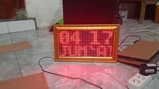controler jam digital p10 1 modul