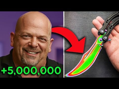 Most Expensive Purchases in Pawn Stars History...