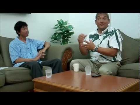 Solarside Chat with Guest Billy Kenoi