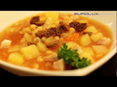 Грибной суп в мультиварке cuckoo