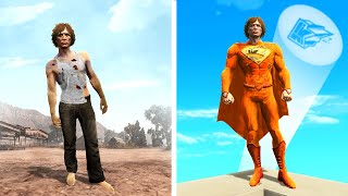 Becoming A SUPERHERO in 24 Hours in GTA 5 RP!