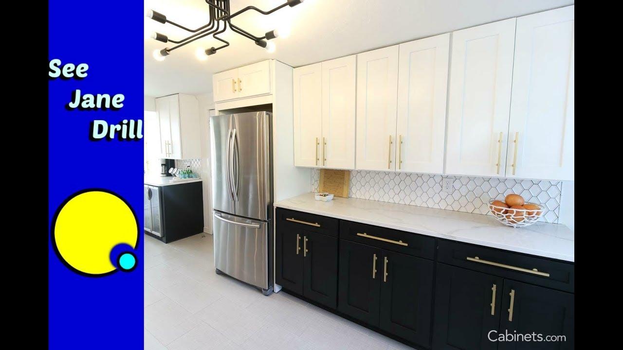 Kitchen Cabinet Installation ...