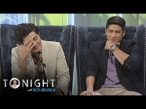 TWBA: Paulo and Aljur on being linked to each other