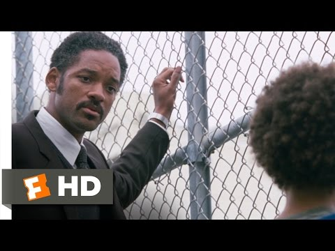 The Pursuit of Happyness (5/8) Movie CLIP - Basketball and Dreams (2006) HD