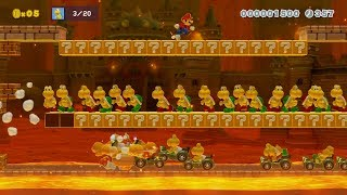 Let's Play Super Mario Maker 2 Part 12: Does Rule 34 Apply To Bowsette?