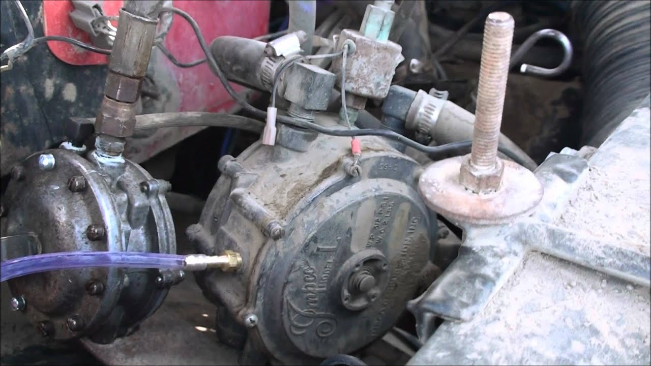 Taylor Wiring Diagram Fixing An Automotive Propane System Youtube