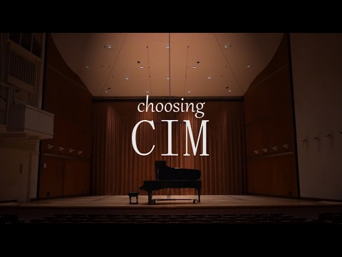 Choosing CIM