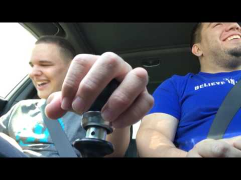 Tony Sandoval on The Breeze - VIDEO - Father Overjoyed to Teach his Blind Autistic Son how to Shift Gears