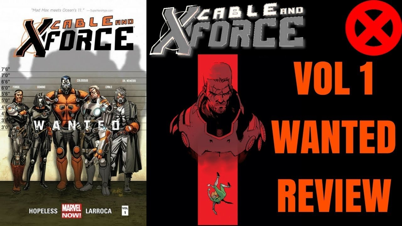 Image result for cable and x-force
