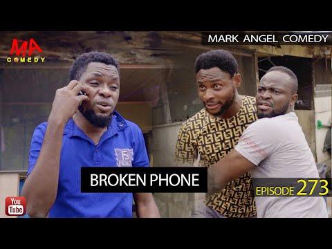 BROKEN PHONE Mark Angel Comedy Episode 273