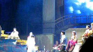 Genda Phool etc medley LIVE  Rahman