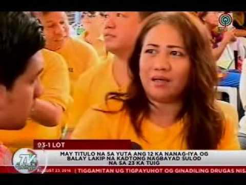 TV Patrol Central Visayas - Aug 23, 2016