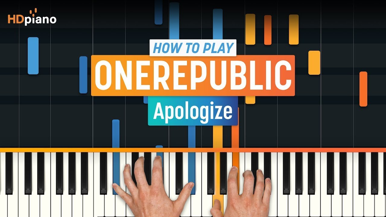 Apologize by onerepublic hdpiano part 1 youtube apologize by onerepublic hdpiano part 1 youtube hexwebz Choice Image