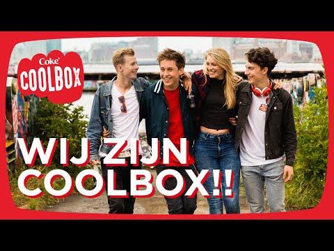 Nieuw op CokeTV: COOLBOX!