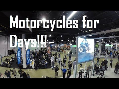 2016 Progressive International Motorcycle Show in Chicago!