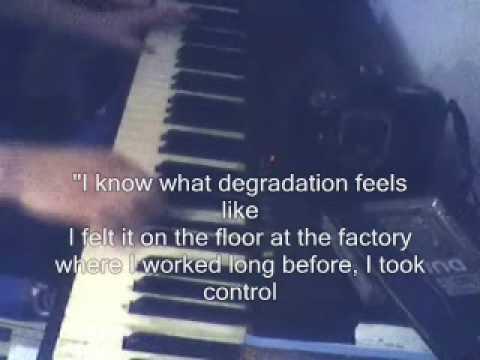 Lori Meyers - NOFX - piano acoustic cover / w. lyrics