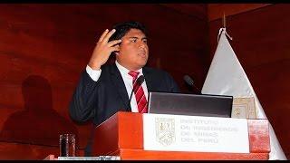 """Jueves Minero 231014 -  """"Aspectos Legales de la Evaluación de Impacto Ambiental"""""""