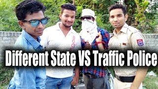 Different state Vs traffic police (vines) - wha wha films #21