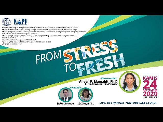 KoPI Online - From Stress to Fresh