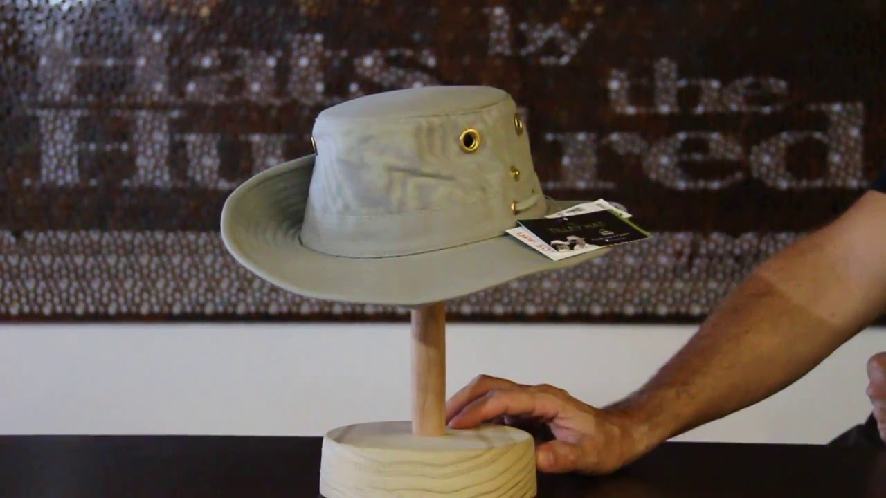 Tilley Endurables T3 Snap Up Hat Review- Hats By The Hundred - YouTube b94360d9f305