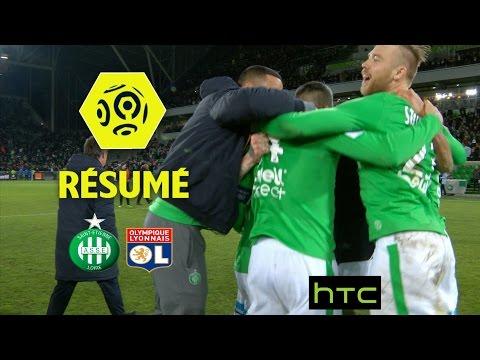 AS Saint-Etienne - Olympique Lyonnais (2-0)  - Résumé - (ASSE - OL) / 2016-17