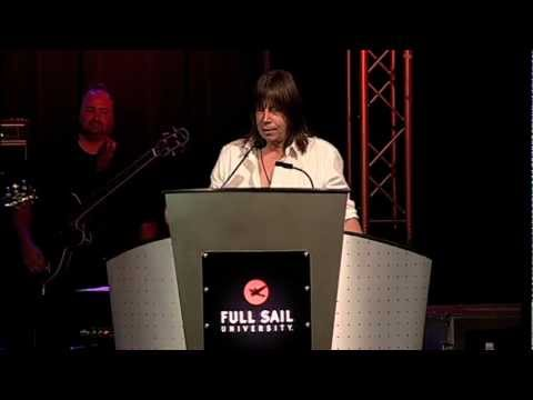 Pat Travers Performs at Full Sail University's Tribute to Les Paul  Part 1