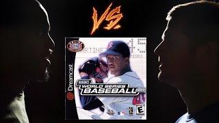 World Series Baseball 2K2 - Sega Dreamcast - Retro Sports League - Tom vs Uncle Jimmy - Game 43