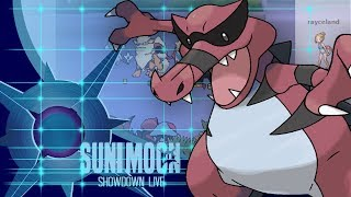Pokemon Showdown Live Sun and Moon #43 [Uu] - Your Krooked Ways