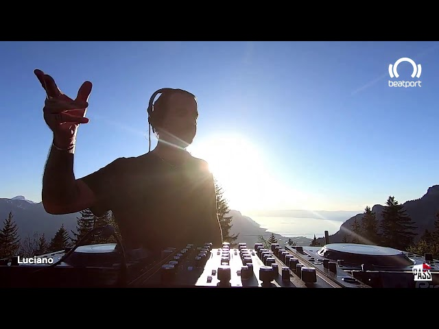 Luciano DJ set from Prafandaz, Switzerland @Beatport Live
