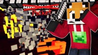 Minecraft | NETHER BLAZE BATTLE | Foxy's Bedrock Survival [12]
