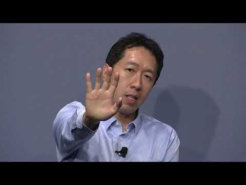 Andrew Ng - Fueling the Deep Learning Rocket With Data