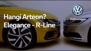 Hangi Arteon? R-Line - Elegance