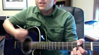 Voice of Truth by Casting Crowns - Acoustic Cover