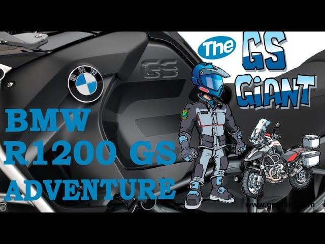 Koca DEV! Bmw R1200 GS Adventure İzlenimlerim