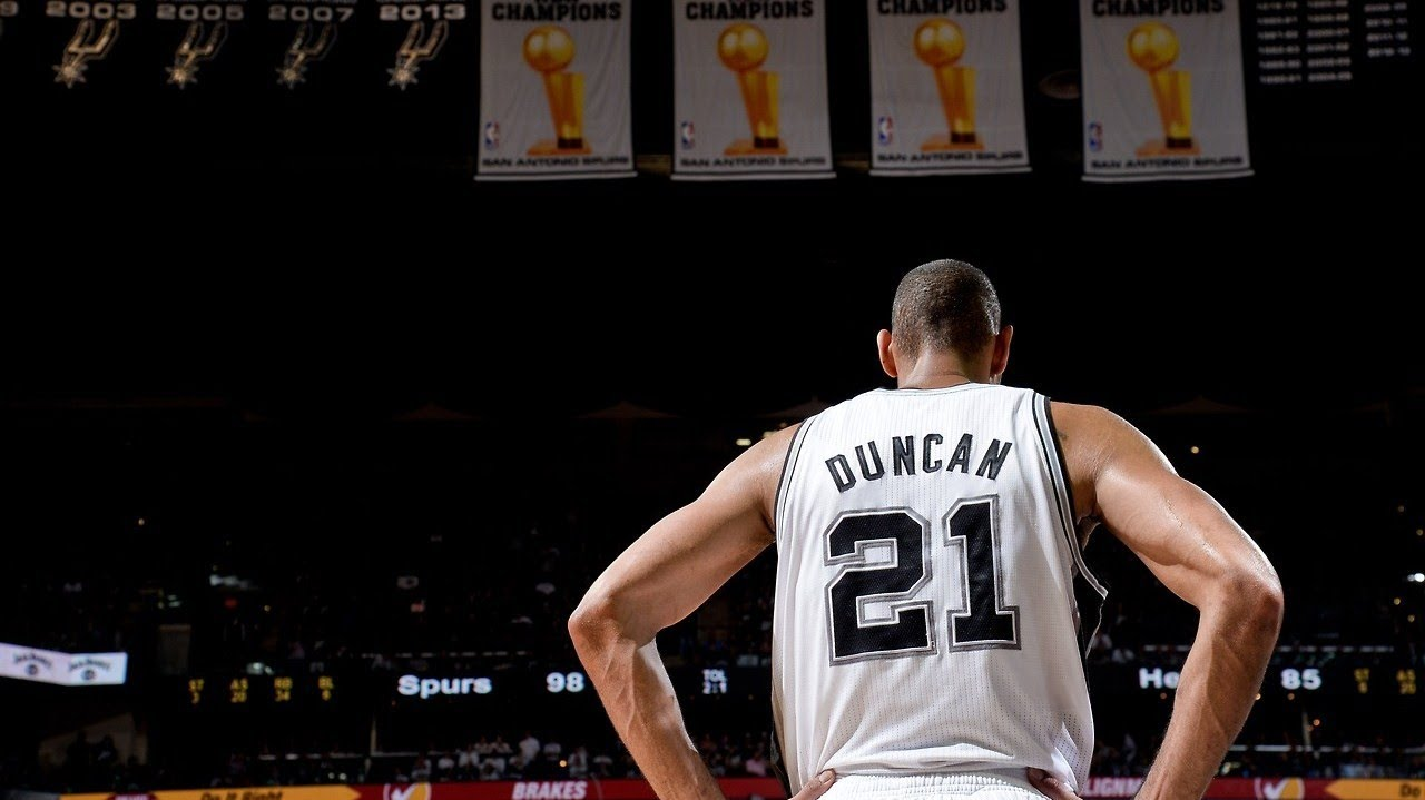 Tim Duncan: 'It's Kind of the End of the Journey Here'