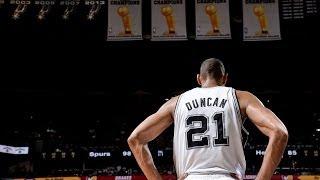 Tim Duncan - Legendary Legacy