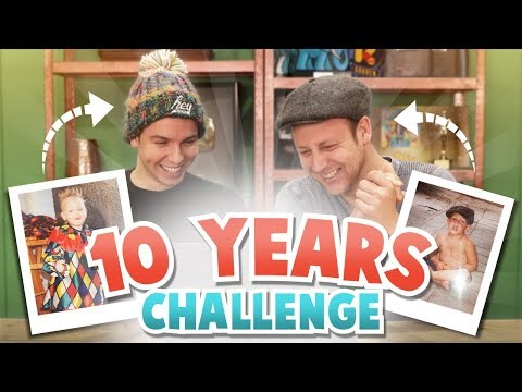 10 YEARS CHALLENGE!