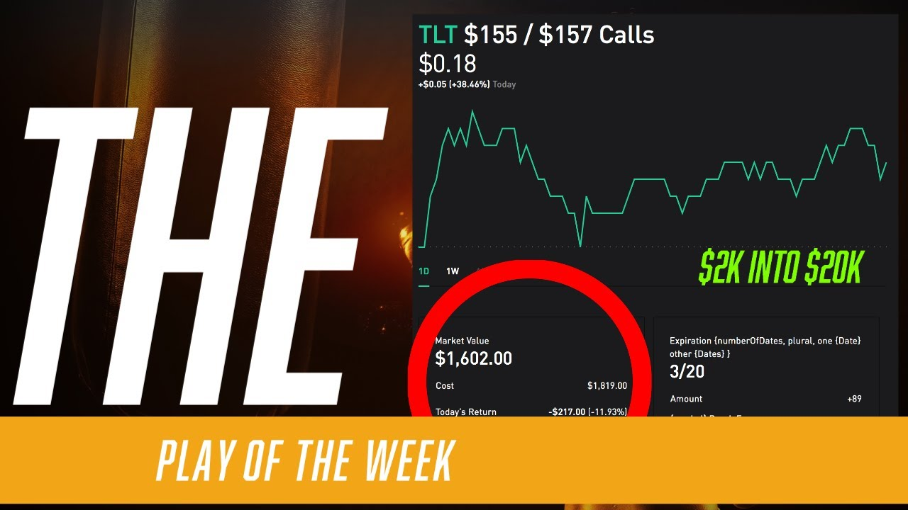 The Stock Market Is Going To Go Crazy This Week My