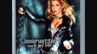 Jeanette Biedermann Rock my life