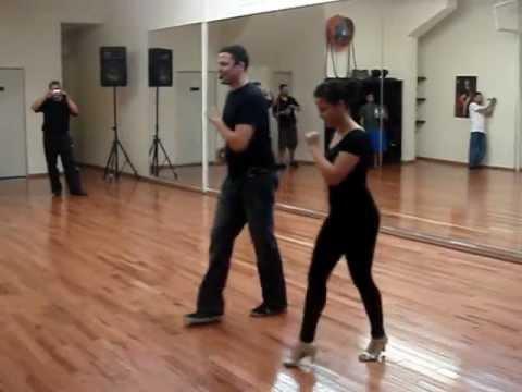 Salsa On 2 Shine Pattern - Nieves Latin Dance Studio