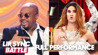 "Darren Criss's ""Heartbreaker"" & Jermaine Dupri's ""Shake it Off"" 