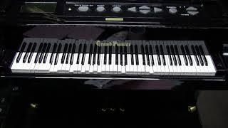 グランドピアニストにいろいろ弾かせてみます ショッキング・ブルー「ヴ...