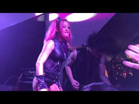Lords of Acid live in West Palm Beach 10-21-2017